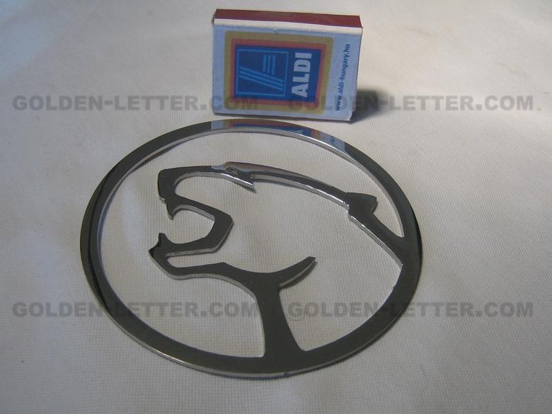 Chrome Steel Mercury Cougar Logo 2999 Images