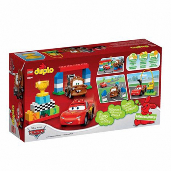 Lego Duplo Cars Disney Pixar Cars Classic Race 1887 10600