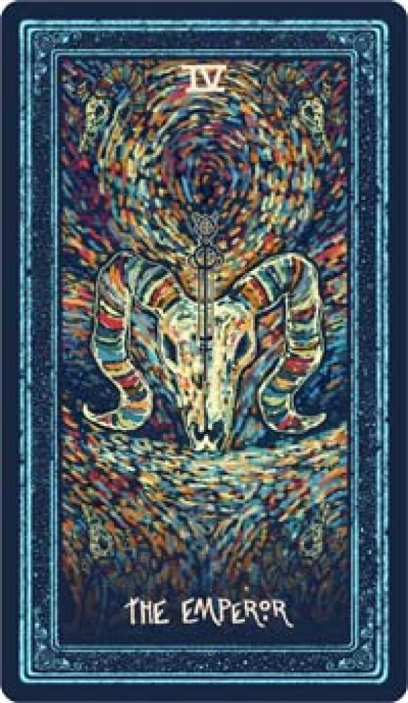 Prisma Visions Tarot - tarot decks $13 37
